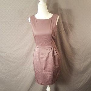 Dusty Purple H&M Dress w/ Pockets